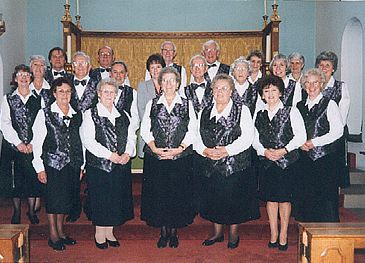 The Holy Cross Choir of Lincoln