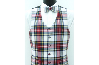 Royal Stewart (Dress) Tartan Waistcoat