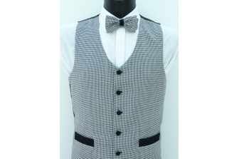 Dogtooth (with contrast) Waistcoat