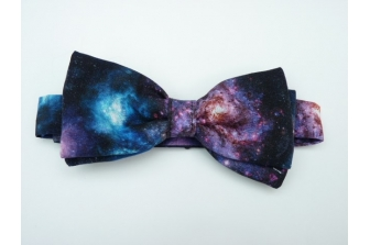 The Final Frontier Pre Tied Bow Tie
