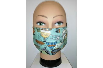 Age of Inventions Face Mask