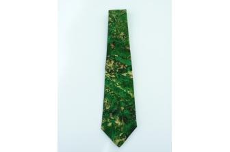 Emerald Reflections Necktie