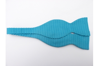 Aqua Wave Self Tie Bow Tie