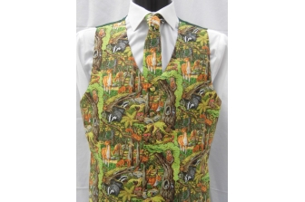 Friends of the Forest Waistcoat