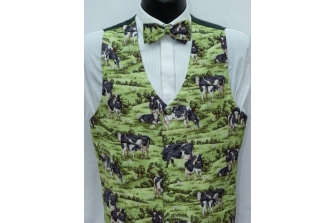 Cows in the Meadow Waistcoat