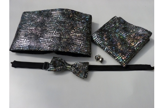WOW Cummerbund Set