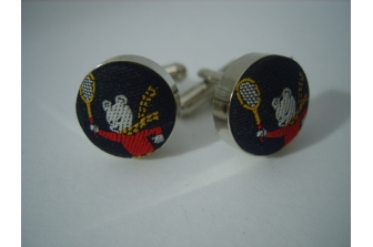 Rupert Bear Cuff Links