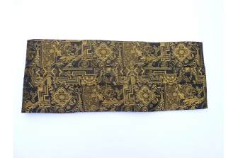 Gold Greek Tile Cummerbund