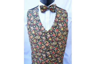 Baubles and Stars Waistcoat