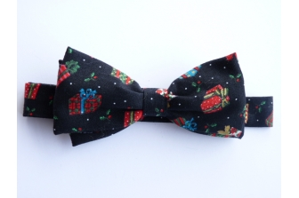 Christmas Gifts Pre Tied Bow Tie