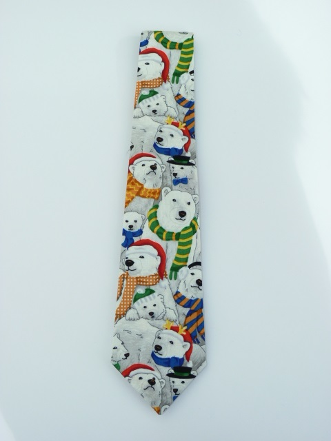 Polar Celebration Necktie