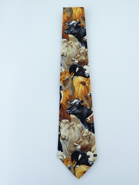 Herd of Cows Necktie