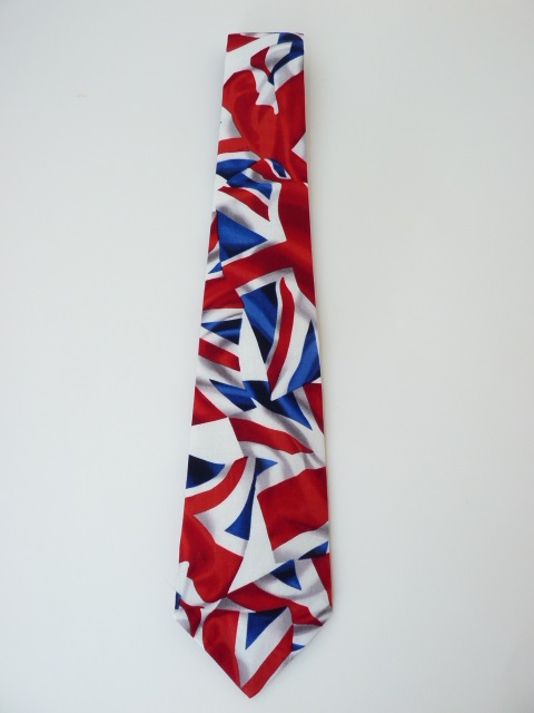 Fly the Flag Necktie