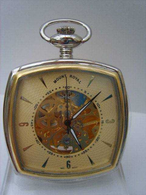 Opened Faced Pocketwatch